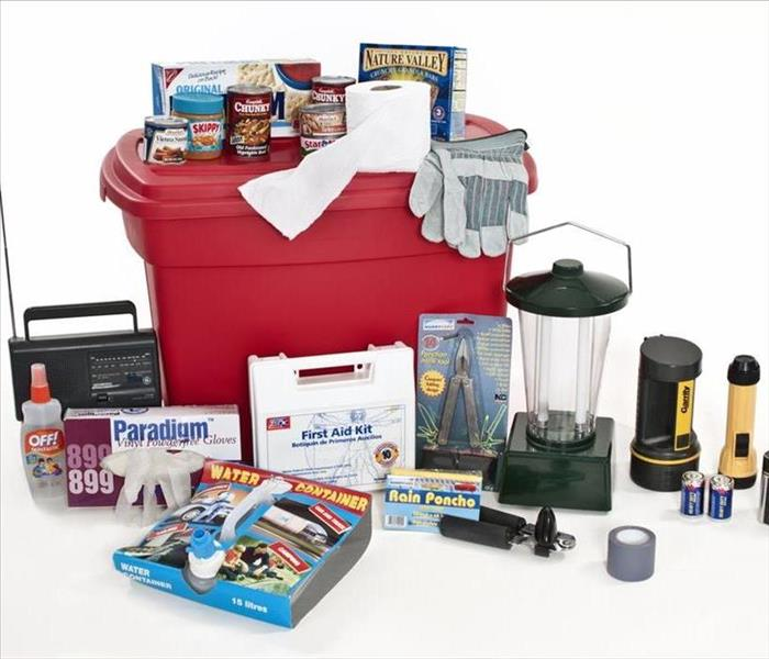 Storm Damage Preparing a Storm Supply Kit for Your Baldwin Park Home